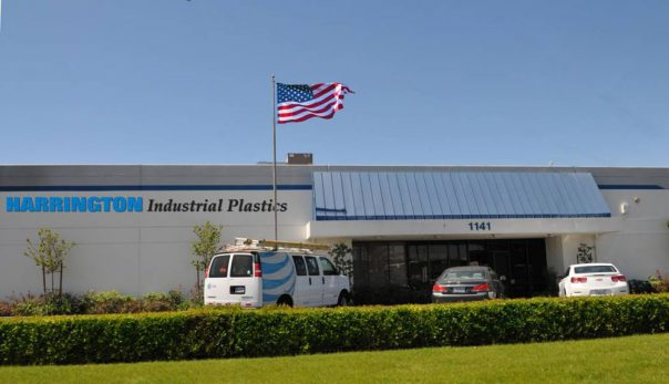 Harrington industrial plastics office